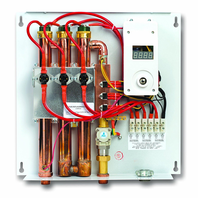 EcoSmart_ECO_27_tankless_water_heater ecosmart eco 27 electric tankless water heater review