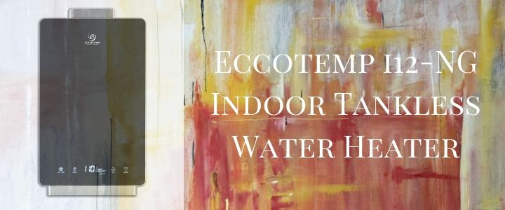 Eccotemp i12-NG Indoor Tankless Water Heater