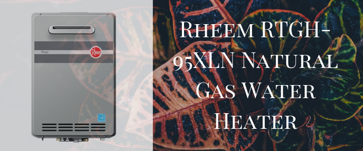 Rheem RTGH-95XLN Natural Gas Water Heater
