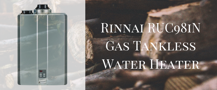 Rinnai RUC98iN Gas Tankless Water Heater
