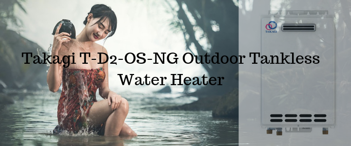 Takagi T-D2-OS-NG Outdoor Tankless Water Heater